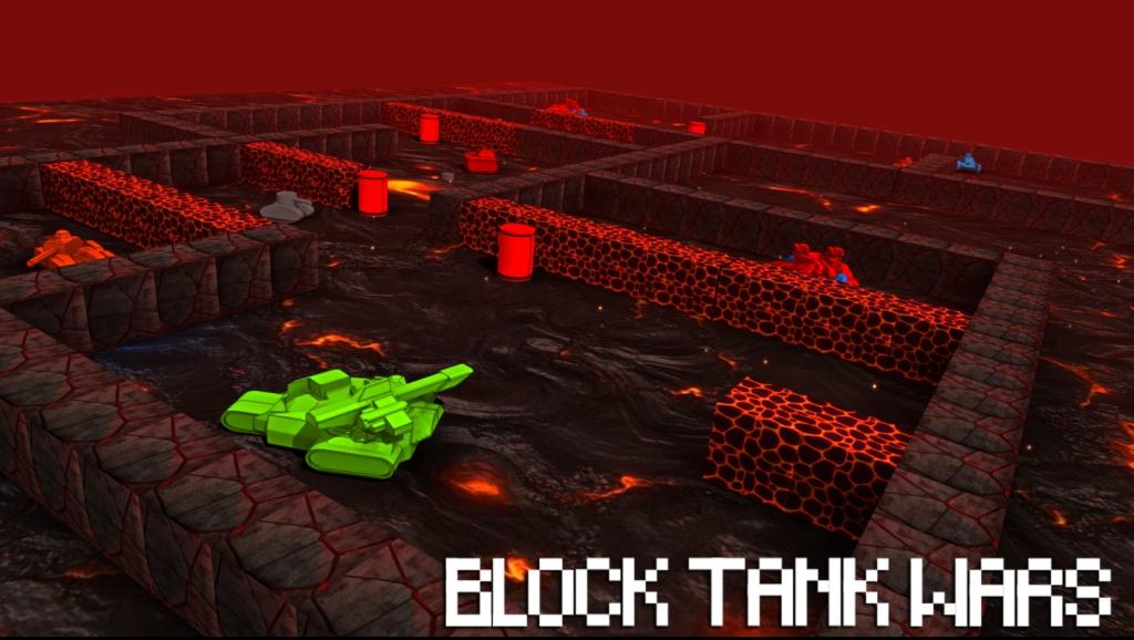 方块坦克大战截图1
