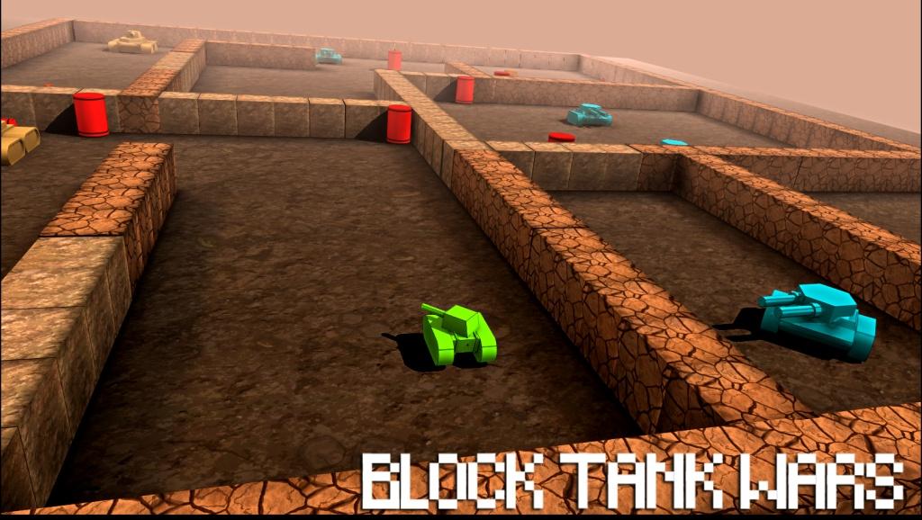 方块坦克大战截图2