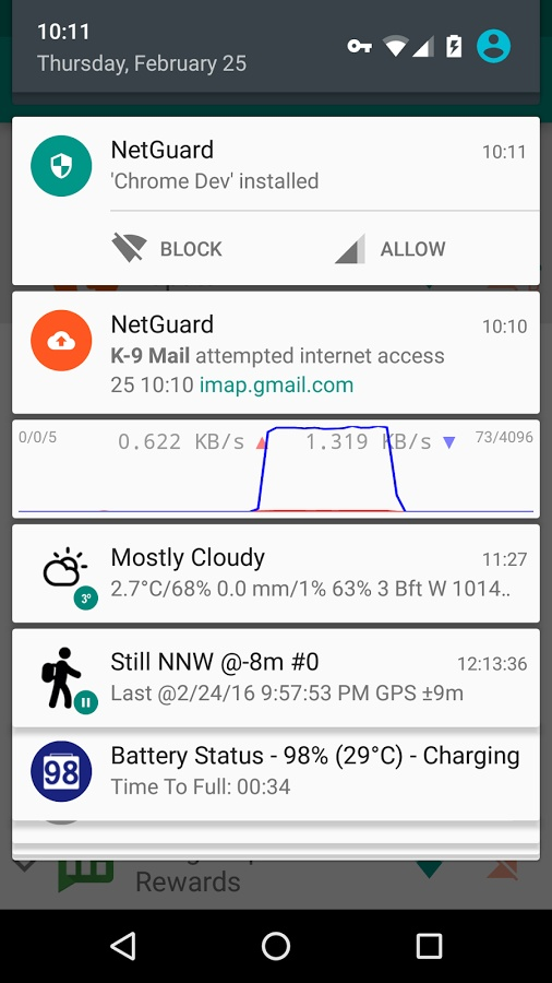NetGuard - no-root firewall截图4