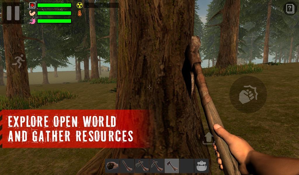 幸存者:遗忘的森林截图4