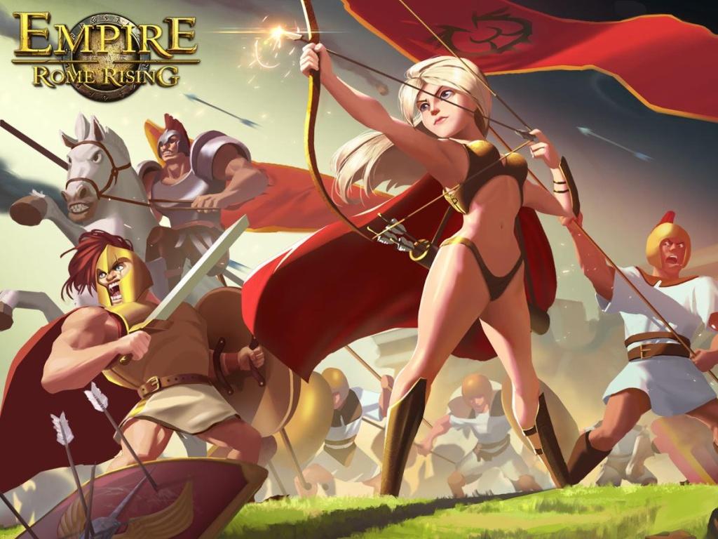 帝国:罗马崛起截图0