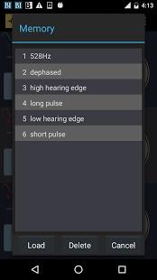 频率的声音发生器截图5