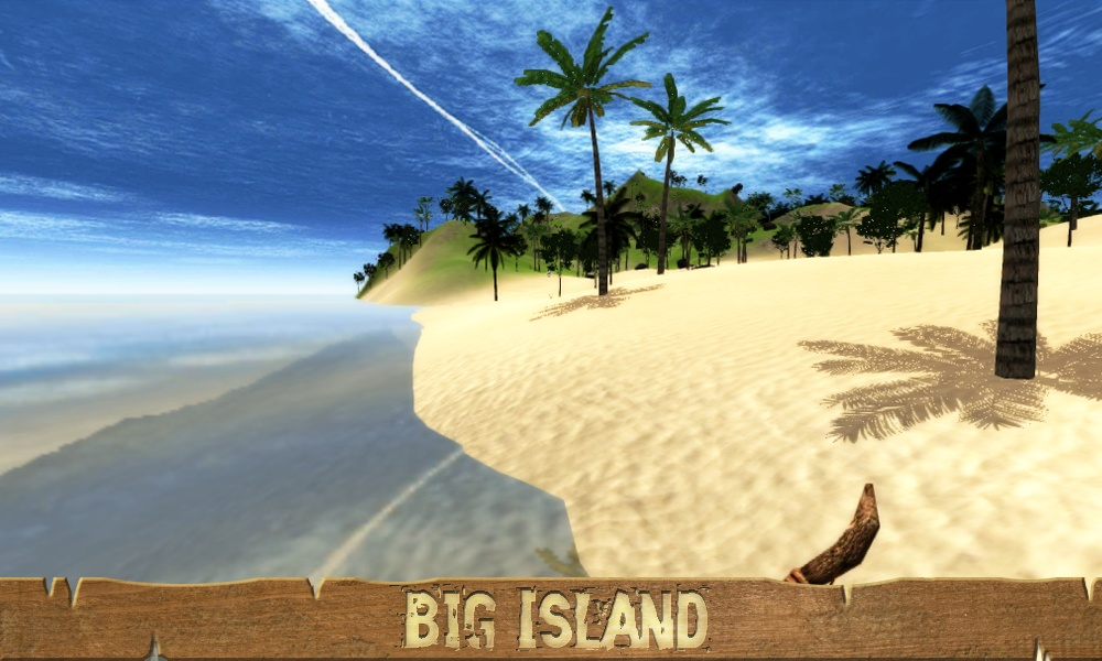 无人岛生存