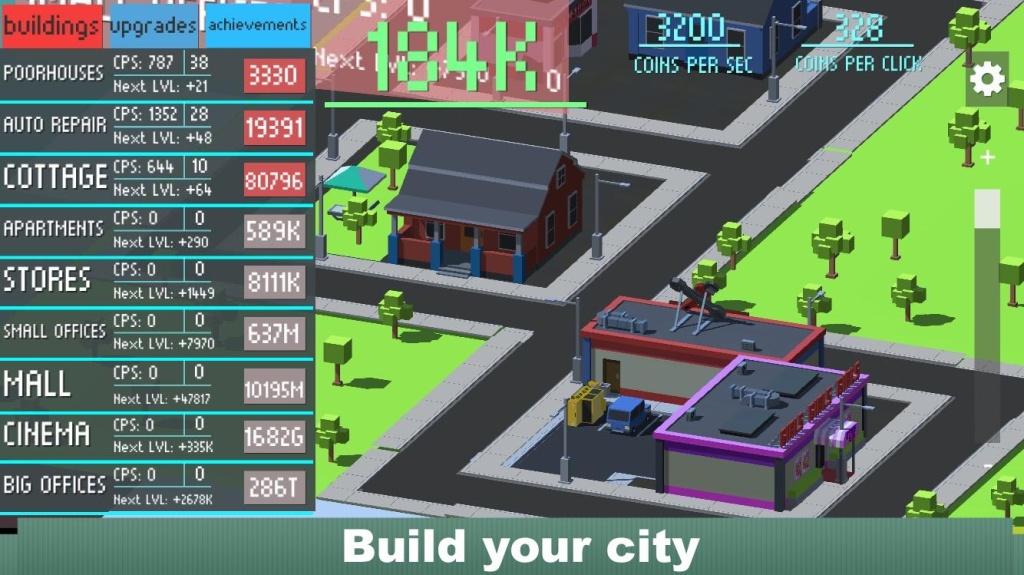 休闲城市建造者