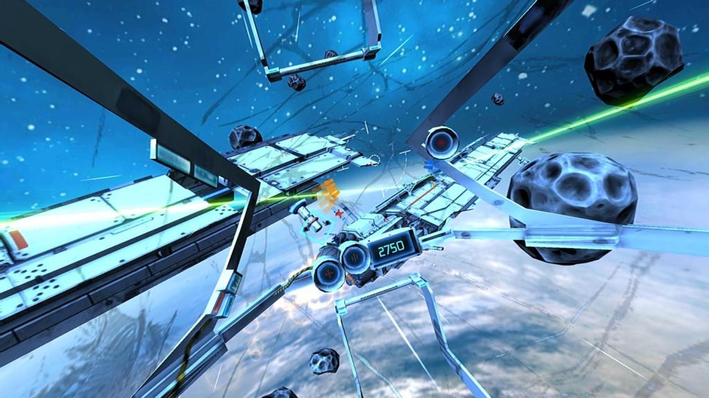 太空尽头VR截图2
