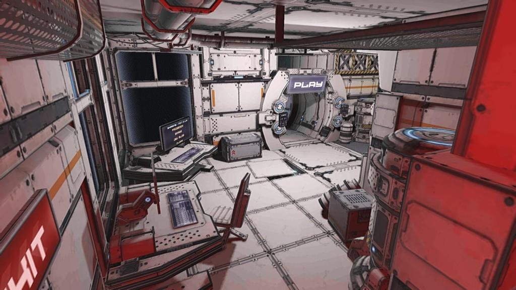 太空尽头VR截图3