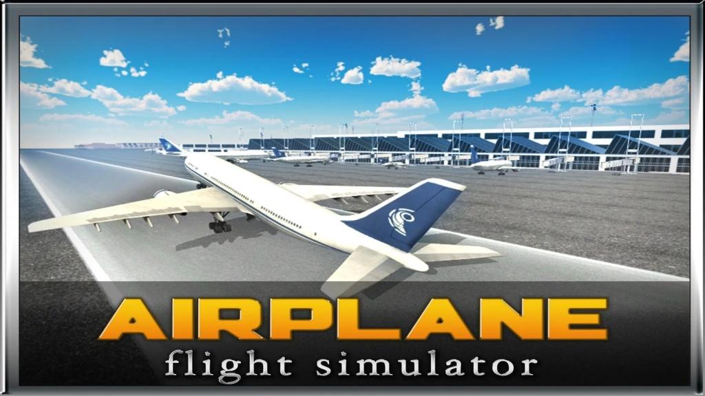 飞机飞行模拟器的3D截图5