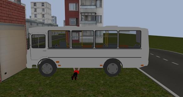 俄羅斯汽車模擬器截图3