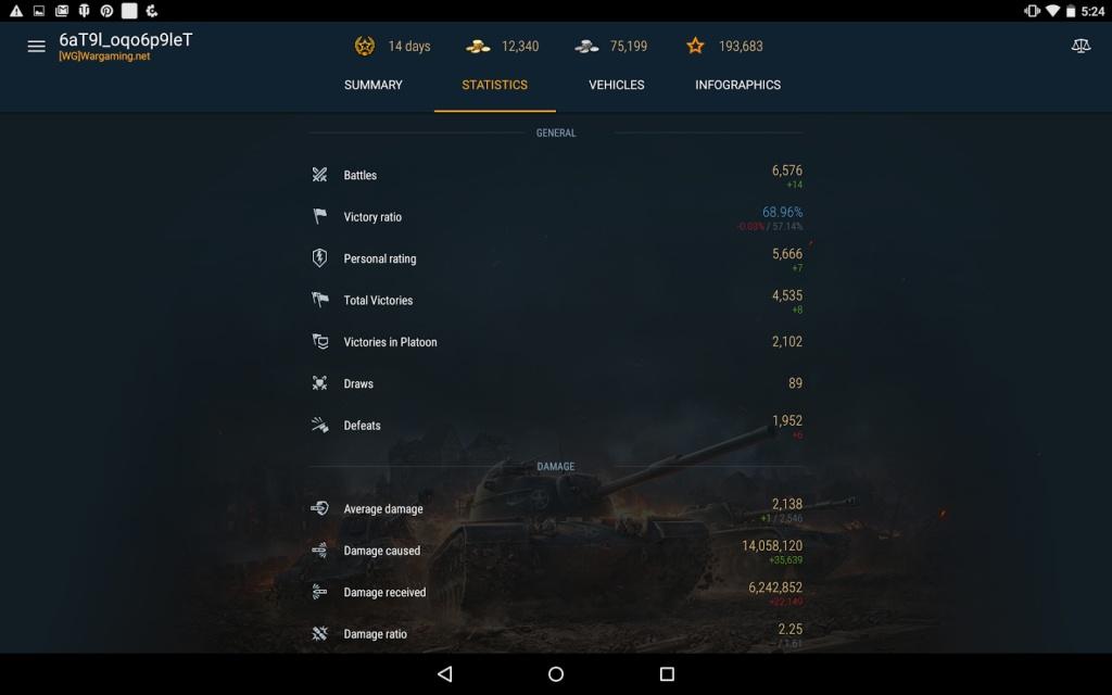坦克世界闪电战助手截图3