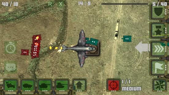 战略与战术坦克截图1