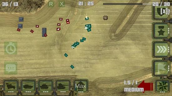 战略与战术坦克截图2