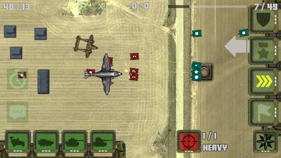 战略与战术坦克截图3