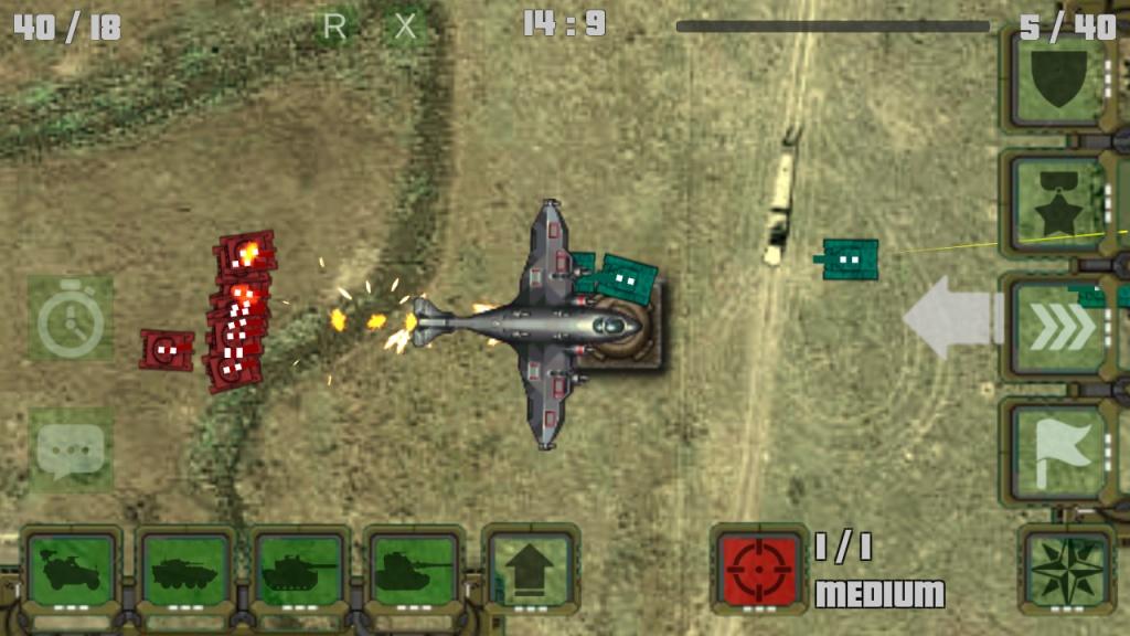 战略与战术坦克截图5
