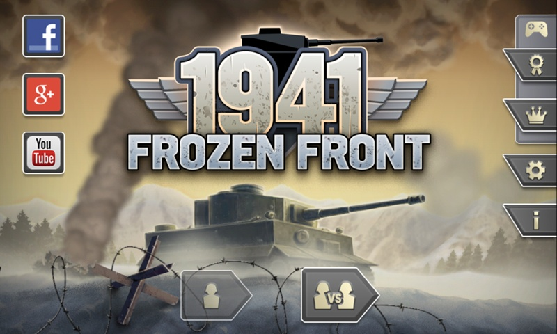 冰封前线1941截图0