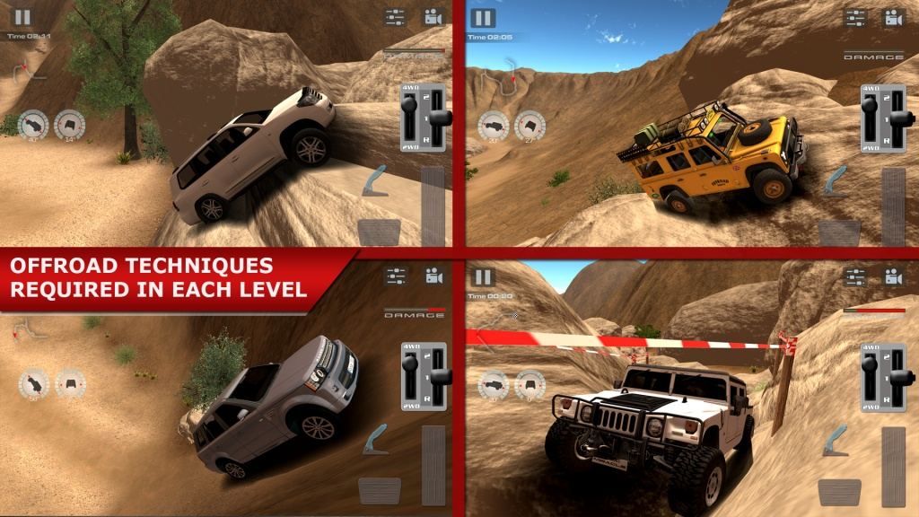 越野驾驶:沙漠截图4