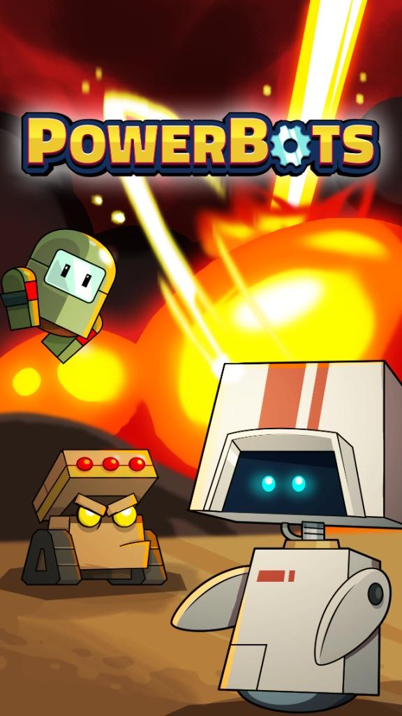 强力机器人防御截图0