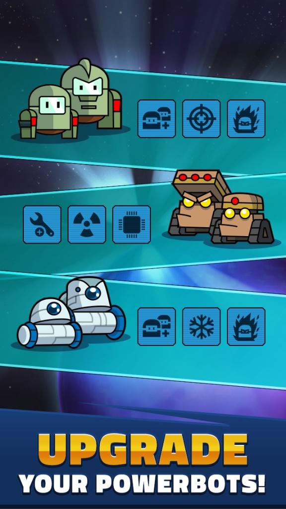 强力机器人防御截图3