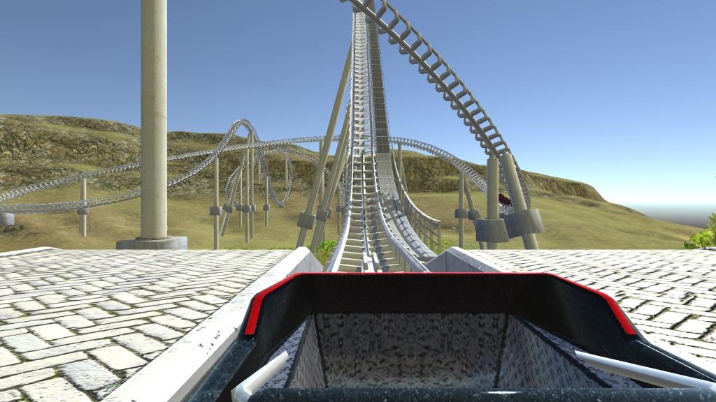 3D过山车 VR版截图3