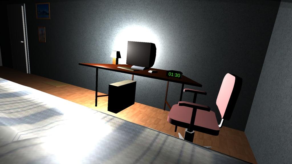 孤寂 VR版截图3