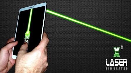 激光笔X2模拟器截图0