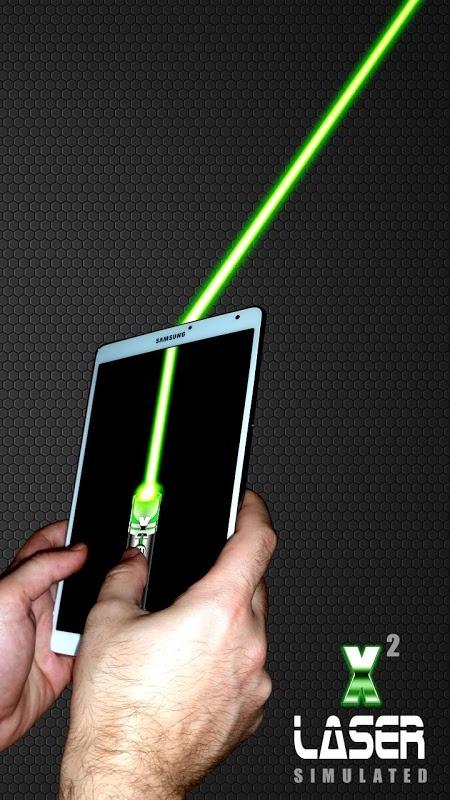激光笔X2模拟器截图2
