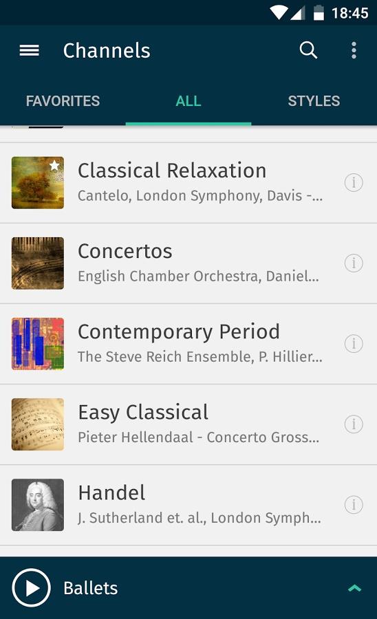 古典电台:Classical截图1