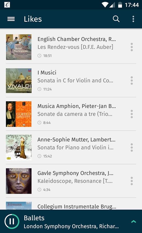 古典电台:Classical截图3
