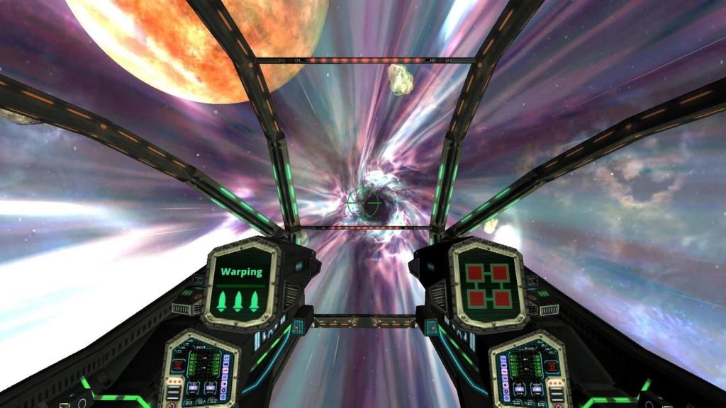 最后的任务 VR版截图1