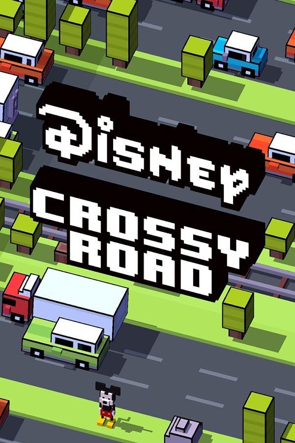 迪士尼天天过马路截图0