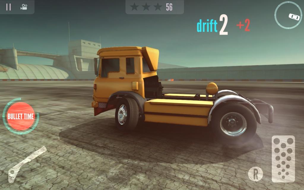 漂移地带:卡车