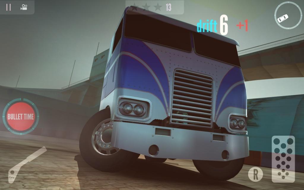 漂移地带:卡车截图1