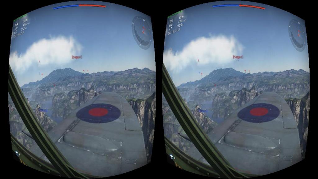 虚拟现实游戏截图3