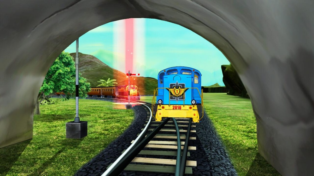 模拟火车2016截图1