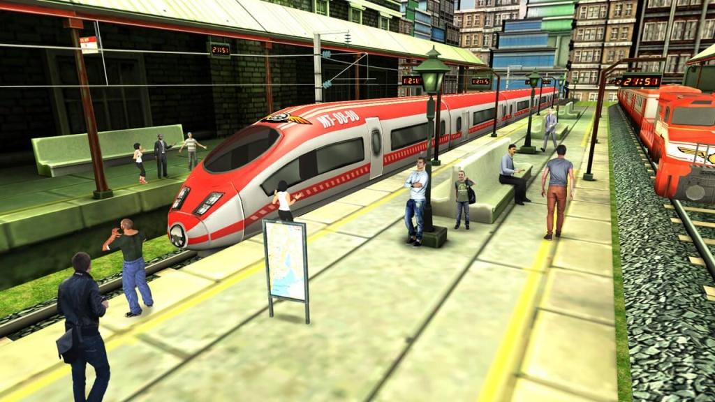 模拟火车2016截图2