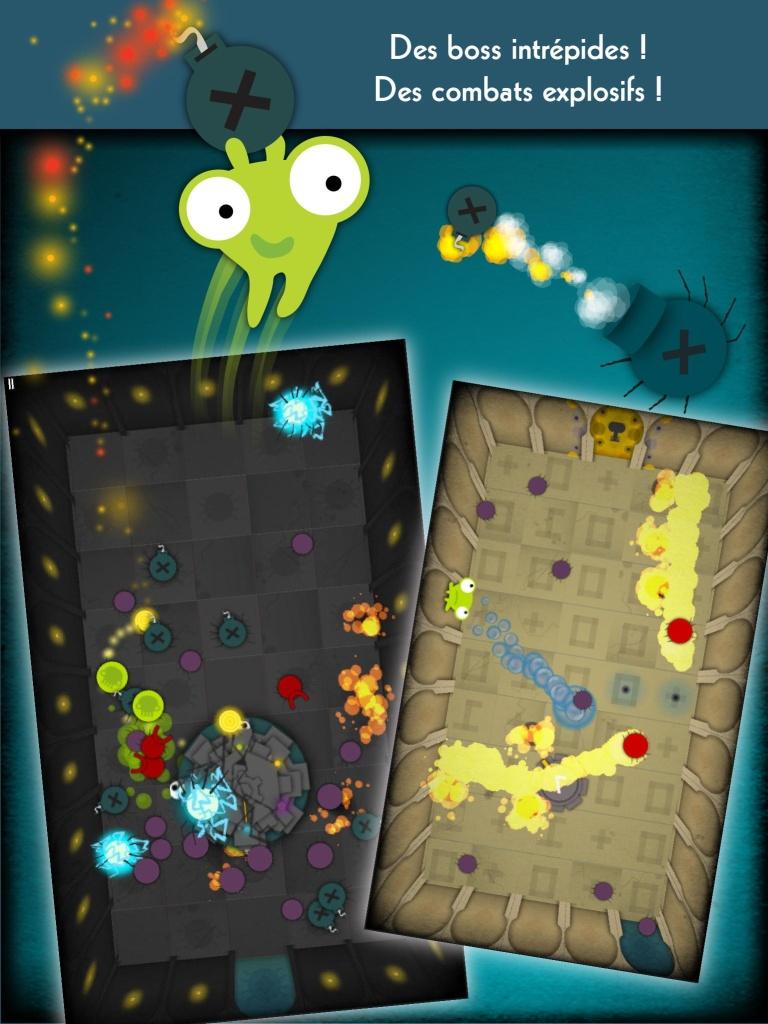 青蛙和蜘蛛塔截图2
