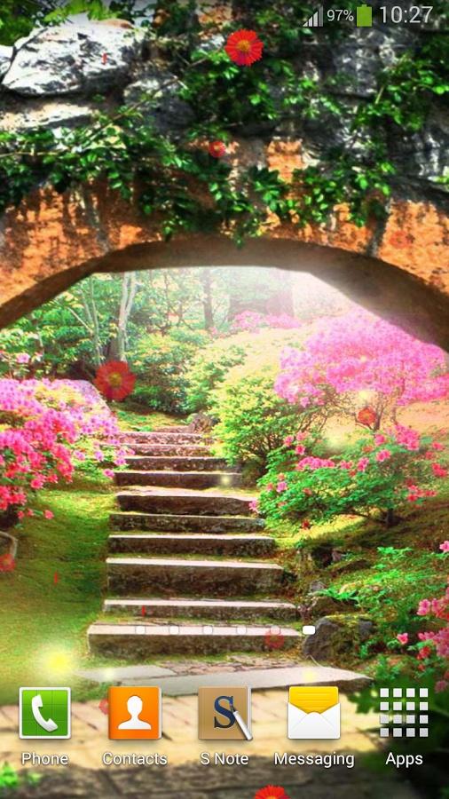 秘密花园截图0