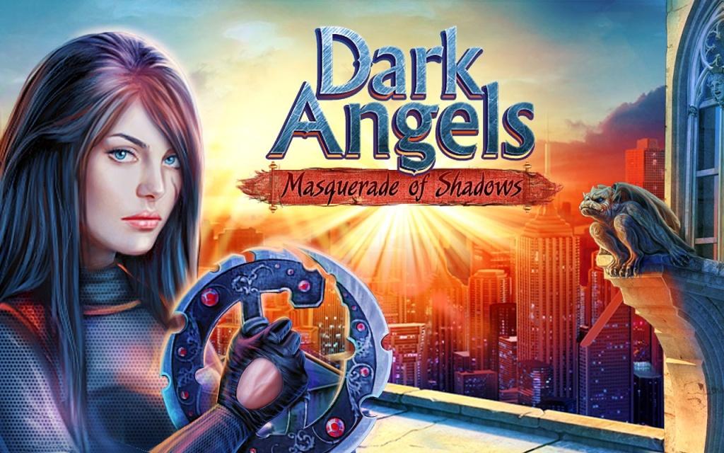 黑暗天使:阴影下的伪装 完整版