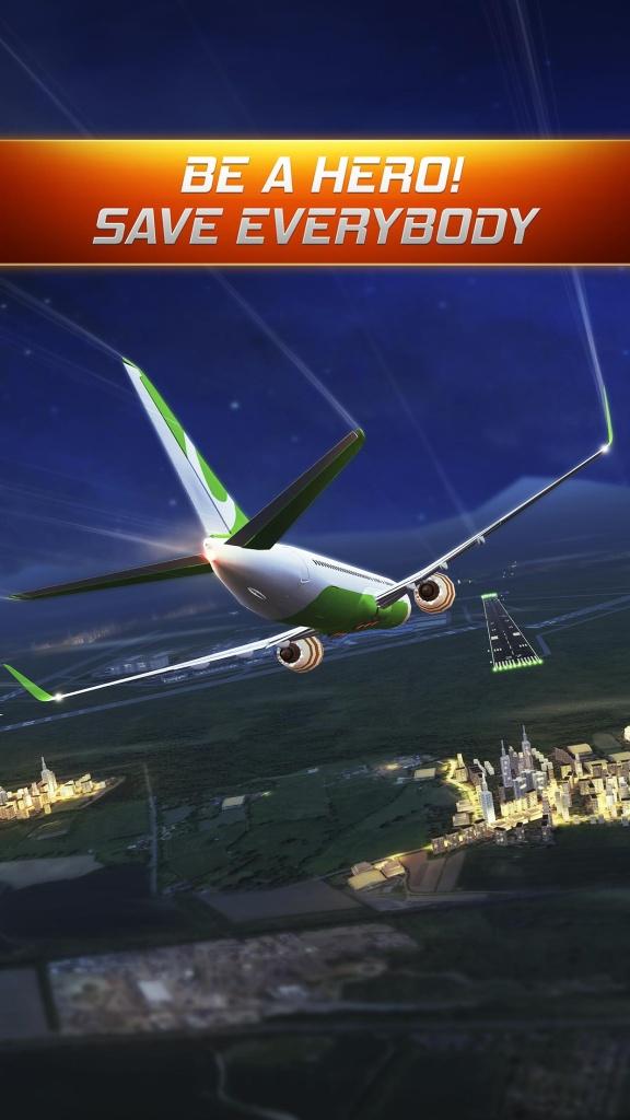 飞行报警模拟器3D截图4