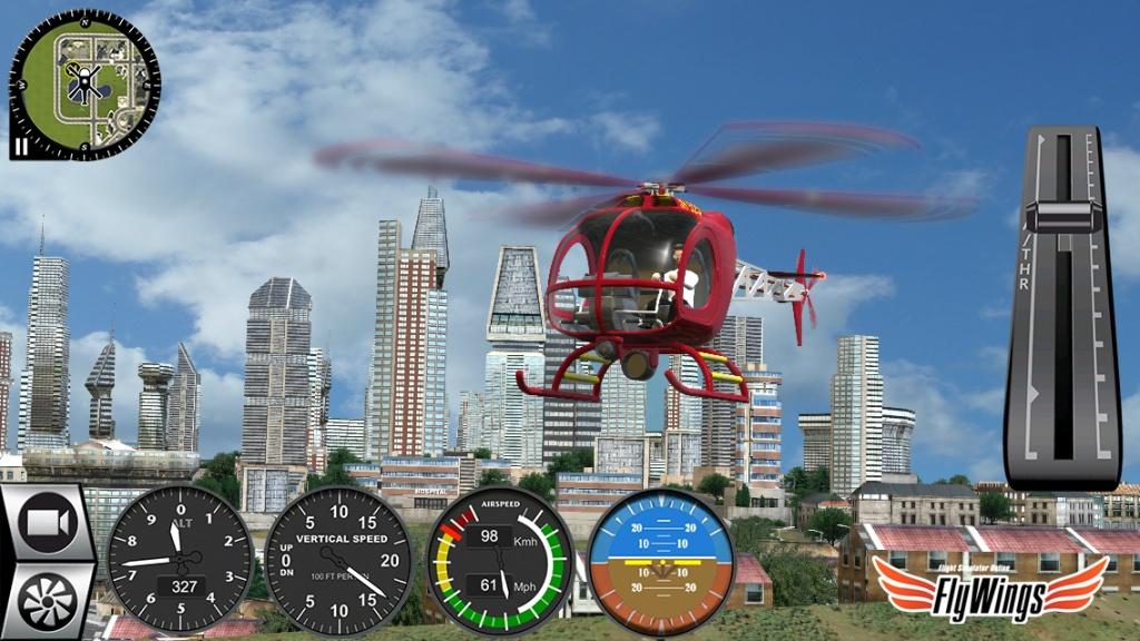 直升机模拟2016截图3