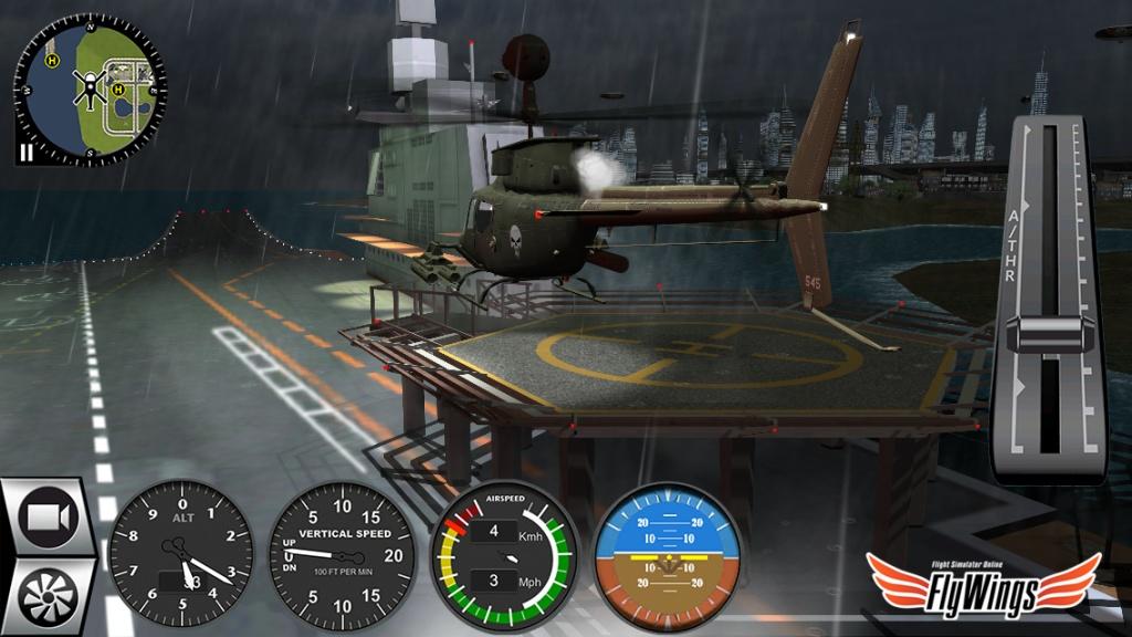 直升机模拟2016截图4