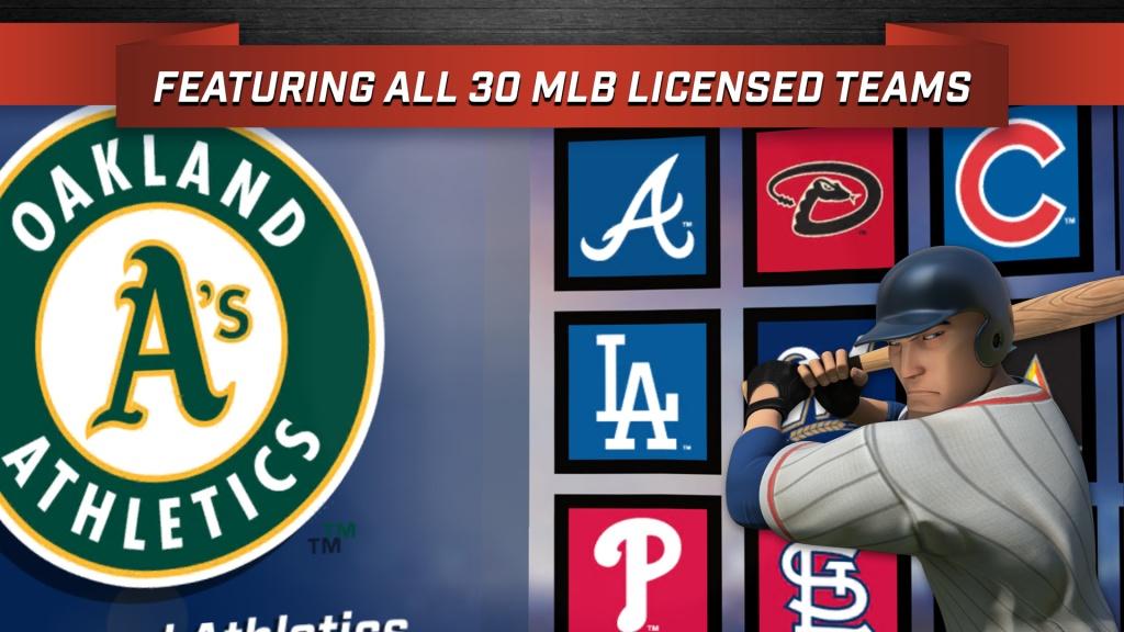 WGT棒球大联盟截图2