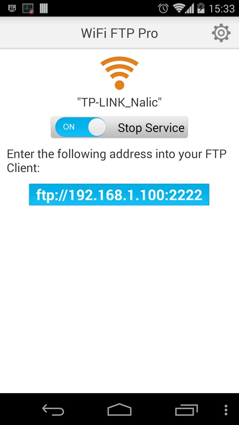 WiFi FTP 软件数据线截图2