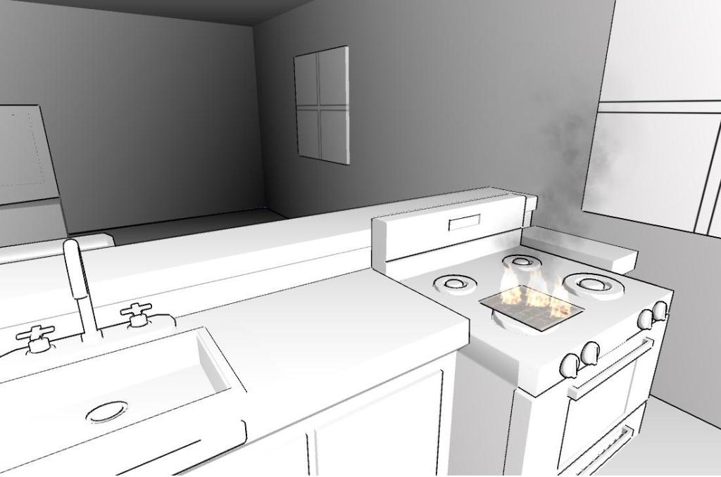 白色房间VR