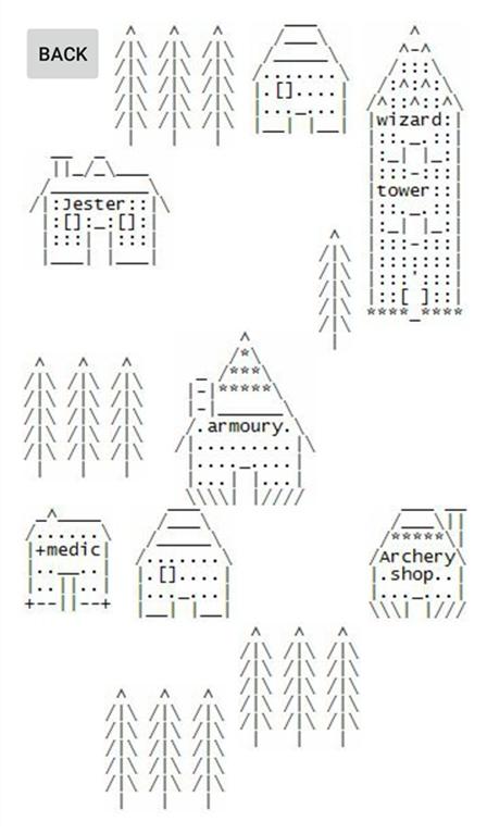 中世纪的闲置RPG截图1