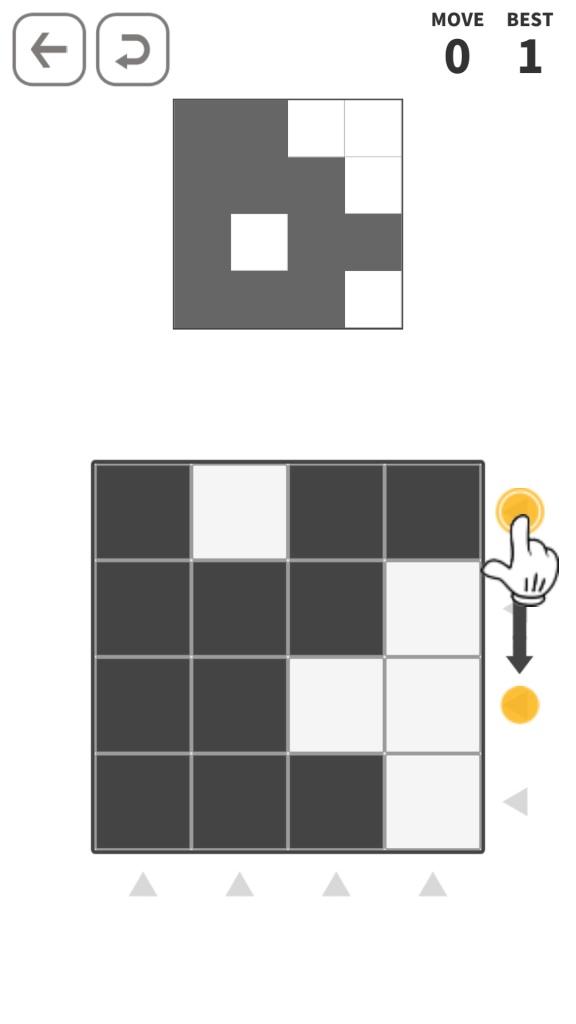 滑动点阵截图3
