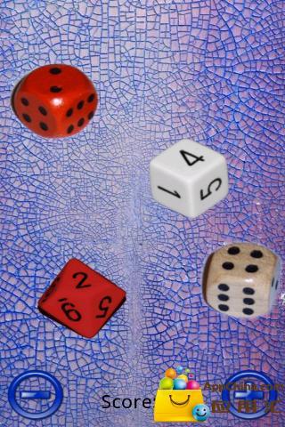 【免費益智App】3D掷骰子-APP點子