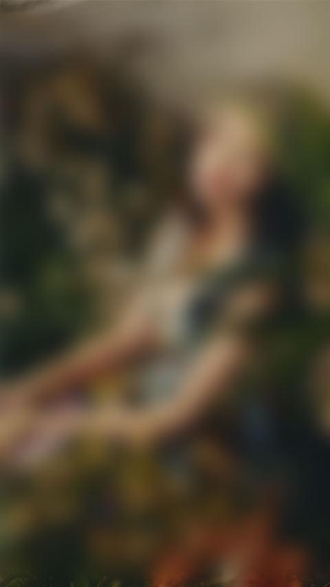 美人鱼-林允密码锁截图0