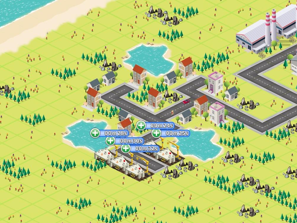 模拟城市截图0