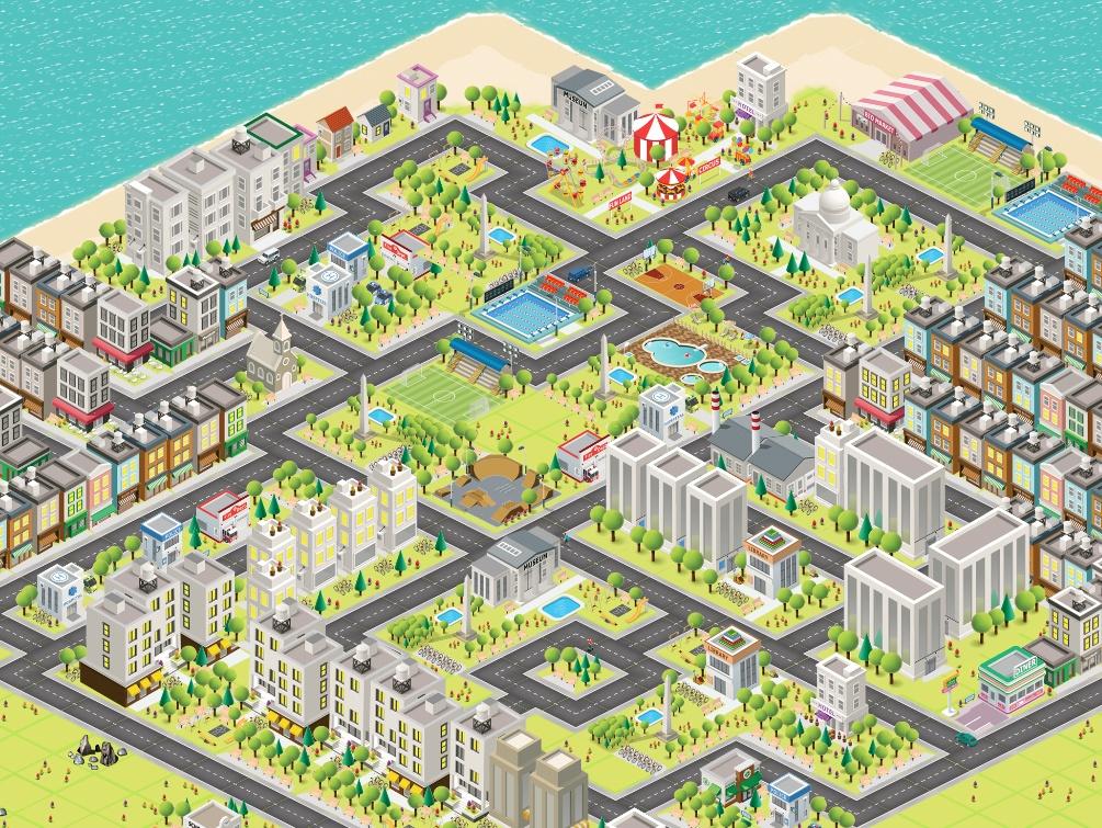模拟城市截图2