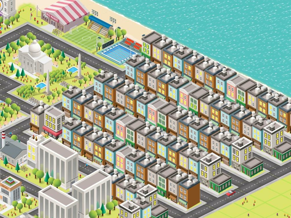 模拟城市截图4